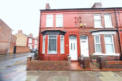 3 bedroom end of terrace house for sale - Thornton Road, Bootle
