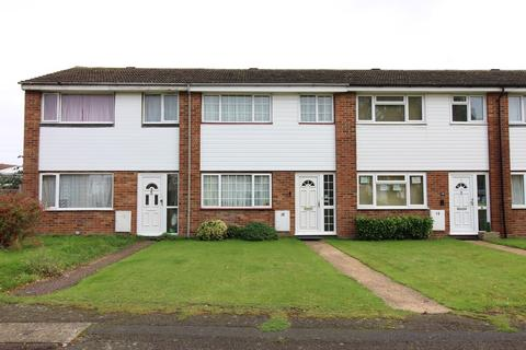 3 bedroom terraced house for sale - Brookmead, Meppershall, SG17