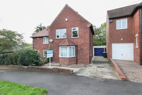 3 bedroom semi-detached house for sale - Meadow Head Drive, Sheffield, S8 7TQ