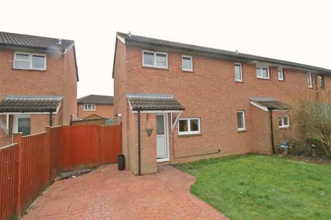 3 bedroom semi-detached house to rent - Harcourt, Bradwell, Milton Keynes, Bucks, MK13