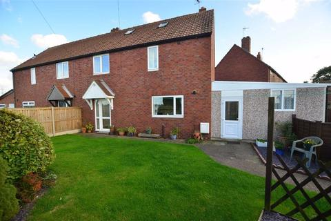4 bedroom semi-detached house for sale - Oakfield Avenue, Barmby On The Marsh, Goole, DN14
