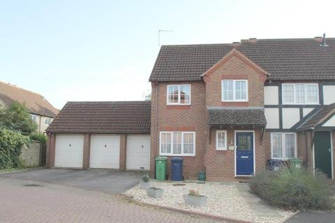 3 bedroom end of terrace house for sale - Ashlea Meadow, Bishops Cleeve, Cheltenham