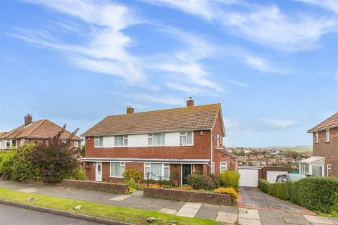 3 bedroom semi-detached house for sale - Hillcrest, Westdene, Brighton