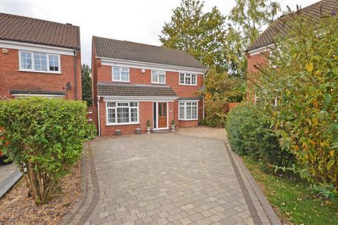 4 bedroom detached house for sale - Beckham Close, Warden Hills