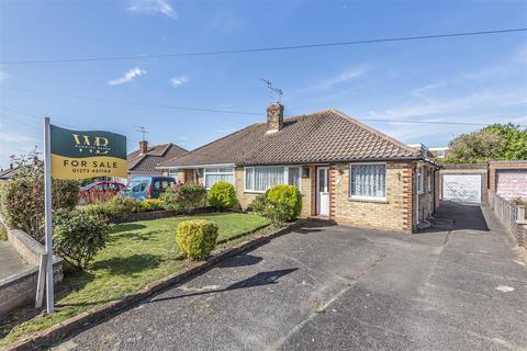 2 bedroom semi-detached bungalow for sale - Crown Road, Shoreham-By-Sea