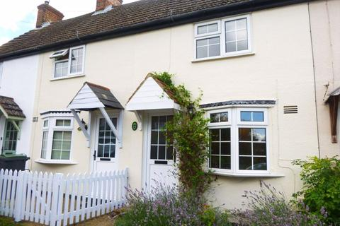 2 bedroom terraced house to rent - The Brache, Bedford