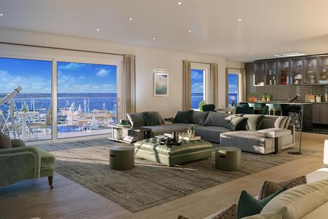4 bedroom flat for sale - Four Bed Penthouse Apartment, The Moorings, Edinburgh