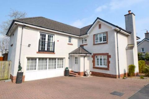 5 bedroom detached house to rent - JORDANHILL CRESCENT, GLASGOW, G13 1UN