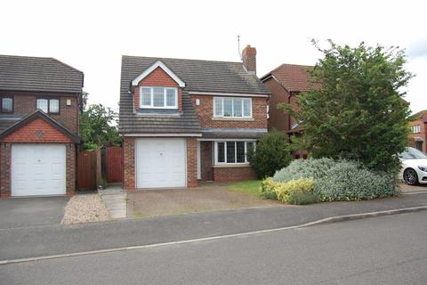 4 bedroom detached house to rent - Skiddaw Close, West Bridgford