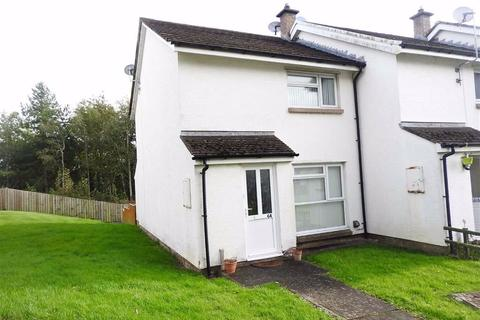 2 bedroom end of terrace house for sale - Bro Teifi, Cardigan, Ceredigion