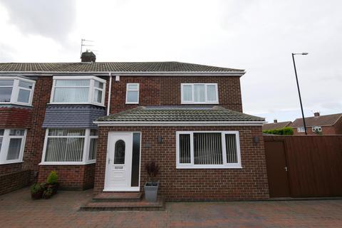 4 bedroom semi-detached house for sale - North Hall Road, Nookside, Sunderland