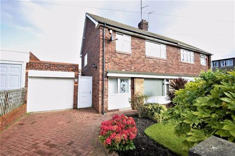 3 bedroom semi-detached house for sale - Hanby Gardens, Barnes, Sunderland, SR3