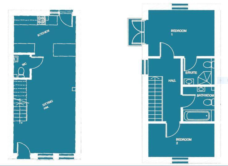Floorplan 2 of 3: Unit 5