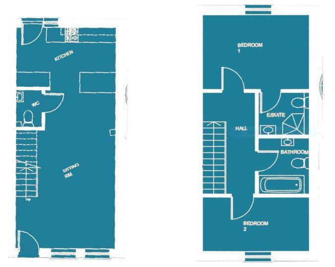 Floorplan 3 of 3: Unit 6