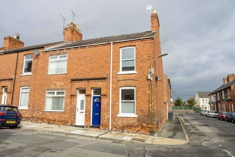 2 bedroom semi-detached house to rent - Amberley Street, York
