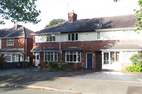 2 bedroom terraced house to rent - Leighswood Avenue, Aldridge, Walsall, WS9 8AT