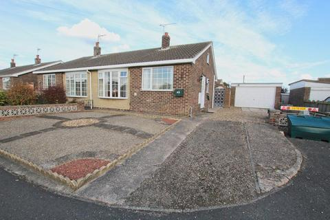 2 bedroom semi-detached bungalow for sale - Castle View, Chapel Garth, Skipsea
