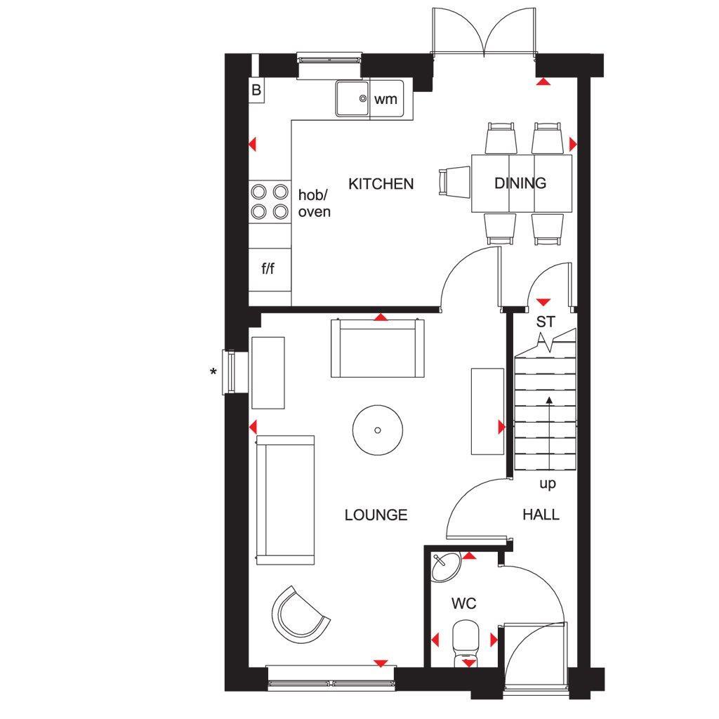 Floorplan 1 of 2: Maidstone GF