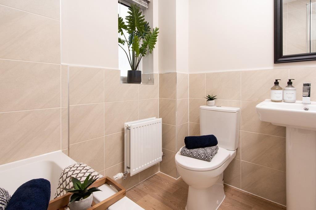 Romans Quarter Kingville Bathroom