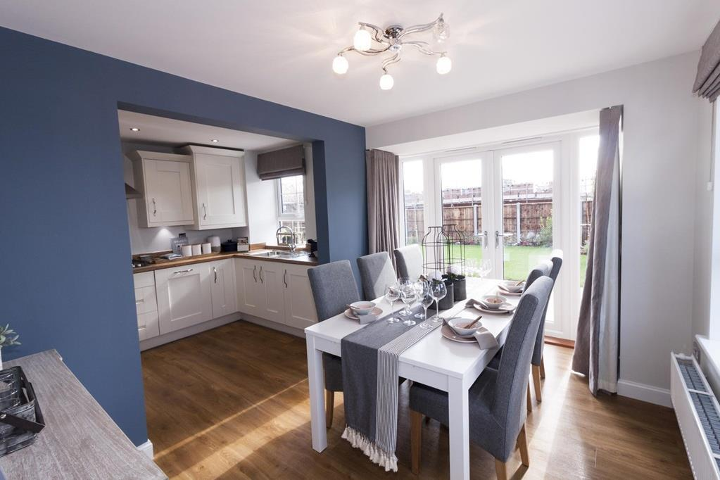 Morpeth dining area