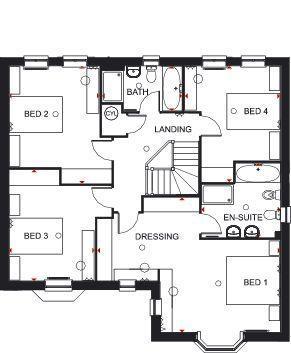 Floorplan 1 of 2: Shelbourne