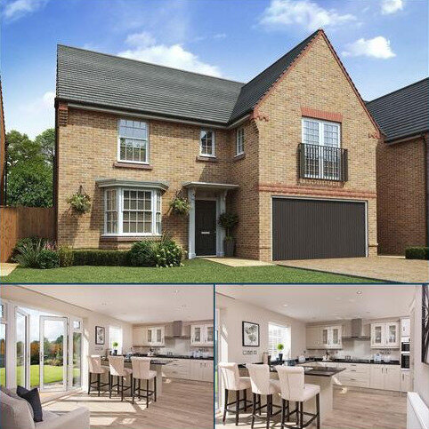 4 bedroom detached house for sale - Plot 153, SHELBOURNE at Stanneylands, Little Stanneylands, Wilmslow, WILMSLOW SK9