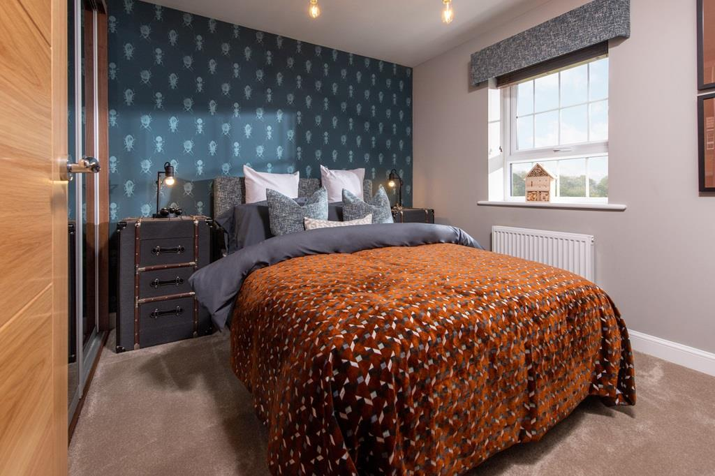 Bradgate Bedroom 3