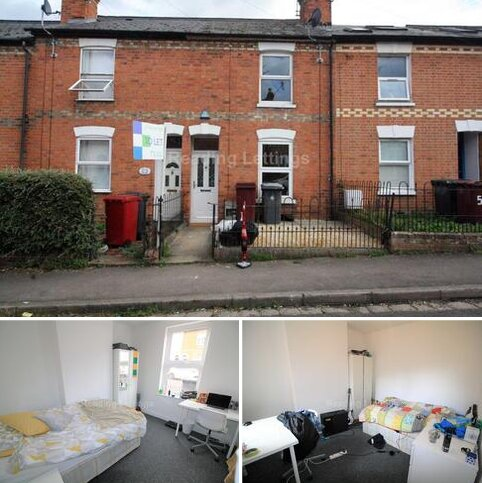 4 bedroom terraced house to rent - Hatherley Road, Reading