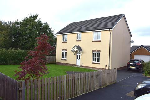4 bedroom detached house for sale - Emily Fields, Birchgrove, Swansea. SA7 9NT
