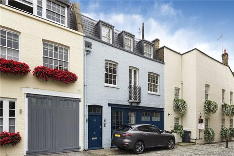 3 bedroom house for sale - Wilton Row, London, SW1X