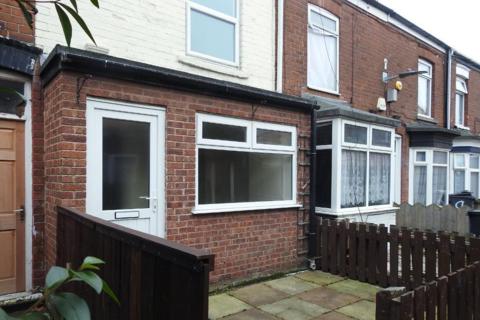2 bedroom terraced house to rent - Colenso Villas, Barnsley Street, HU8