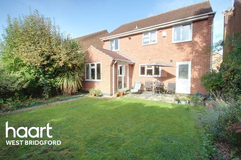 4 bedroom detached house for sale - Dorset Gardens, West Bridgford, Nottinghamshire