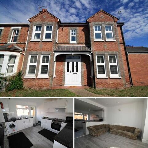 8 bedroom semi-detached house to rent - Holmes Road, Reading