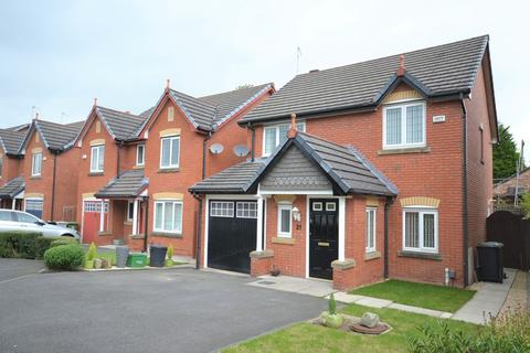 3 bedroom detached house for sale - Rotherhead Drive, Macclesfield