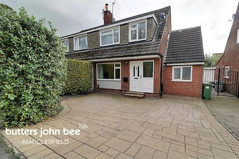 4 bedroom semi-detached house for sale - Brocklehurst Way, Macclesfield