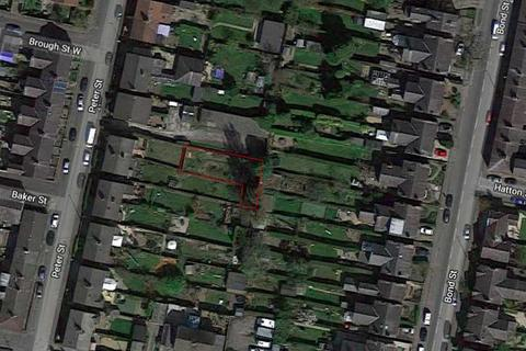 Land for sale - Peter Street, Macclesfield