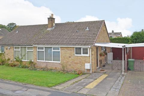 2 bedroom semi-detached bungalow to rent - ARUNDEL GROVE, WOODTHORPE, YORK, YO24 2RZ