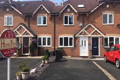 2 bedroom terraced house to rent - Riversleigh Drive, Audnam, Stourbridge