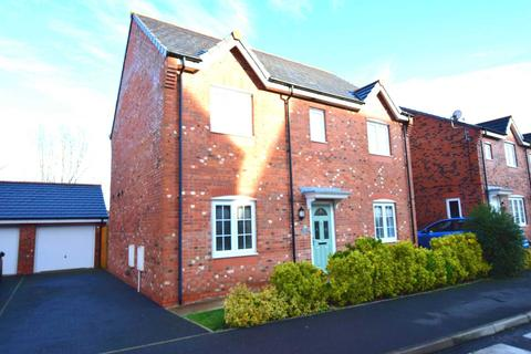 4 bedroom detached house for sale - Sycamore Drive, Wesham, PR4 3FG