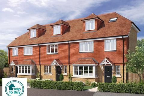 4 bedroom end of terrace house for sale - All Saints Gardens, Nutfield Road, Merstham, Surrey, RH1