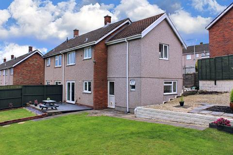 3 bedroom semi-detached house for sale - Sunnybank Close, West Cross, Swansea, City & County Of Swansea. SA3 5HB