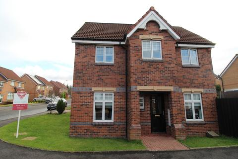 3 bedroom detached house for sale - Lammermuir Way, Chapelhall, North Lanarkshire, ML6 8JB