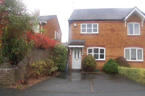 2 bedroom semi-detached house to rent - Frankton Close, Solihull B92