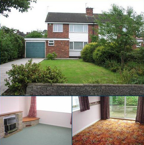 3 bedroom semi-detached house to rent - Hall Drive, Grantham NG31