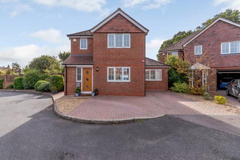 3 bedroom detached house for sale - Forest View, Back Lane, Bucks Horn Oak, Farnham, GU10