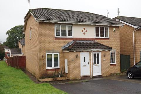 2 bedroom semi-detached house for sale - Parc-tyn-y-waun, Llangynwyd, Maesteg, Bridgend. CF34 9RH