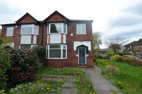 3 bedroom semi-detached house to rent - Stretton Avenue, Stretford, Manchester, M32
