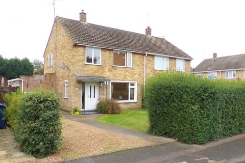 3 bedroom semi-detached house for sale - Chestnut Crescent, Whittlesey, PE7