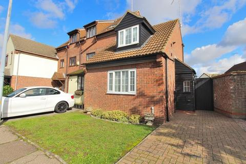 1 bedroom end of terrace house for sale - Pennyroyal Cresent, Witham, Essex, CM8
