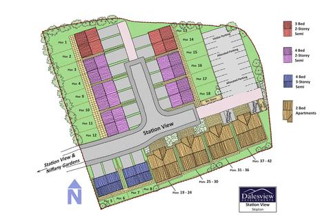 2 bedroom apartment for sale - Station View Apartments, Skipton